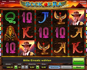 book of ra trick